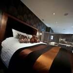 The Hideaway suite at The Cranleigh