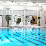  Indoor Swimming Pool at the Sheraton Riyadh