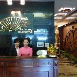 Foto van Golden Lotus Hotel