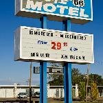 Foto de Historic Route 66 Motel