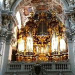 World's largest organ (who knew?) in Passau
