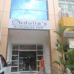 JF Obdulia's Business Inn resmi