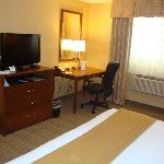 Foto van Holiday Inn Express Philadelphia Airport