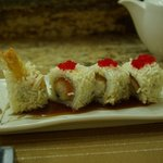  Prawn tempura maki roll