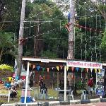 tight rope course