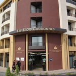 Hotel des Trois Couronnes