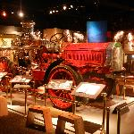 1912 fire engine
