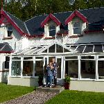صورة فوتوغرافية لـ ‪Glen Albyn Lodge Invergarry Bed and Breakfast‬