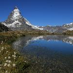 Good base to visit Zermatt's Matterhorn