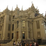 House of the Chimeras on the free walking tour