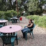 Garden BBQ and Picnic Area