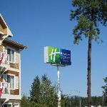 Holiday Inn Express Hotel & Suites - Coeur D'Alene resmi