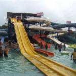 Kumar Resort & Water Park resmi