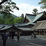 Ise Shrine (Ise Jingu)