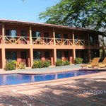 Hotel Cabinas Diversion Tropical in Brasilito