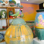 Key West Honest Works Island Pottery Co. Art Gallery