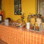  Buffet Colazioni