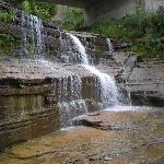 Foto de Finger Lakes Waterfall Resort