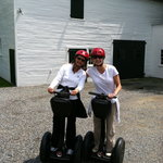 Segwaying Fun