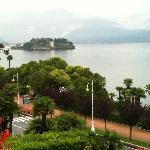  View of Isola Bella from our room