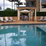  Enjoy the gas heated pool all year round