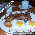 Add a freshly cooked English Breakfast