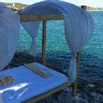  Gazebo sul mare fantastico e comodissimo!!!!