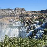  Shoshone Falls