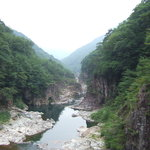 Ryuokyo Canyon