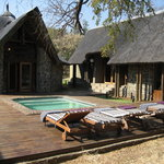 Bilde fra Black Rhino Game Lodge