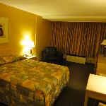 Victoria Airport Travelodge Hotel resmi