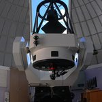 "The Schulman 32"" Telescope. (Photo by Adam Block)"