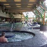 Atrium Pool and Spa