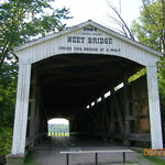 Neet Bridge, Parke County,IN