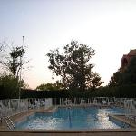 Swimming pool of Citadines Aix