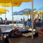 Beach cafe/restaurant
