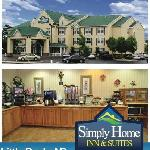 صورة فوتوغرافية لـ ‪Simply Home Inn & Suites N Little Rock‬
