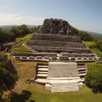 Maya site of xunantunich