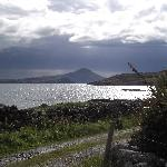  View of Clare Island from Achil Peninsula