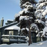 Alaska's North Country Castle Vacation Stay