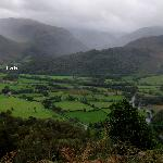  Borrowdale from Grange Fell