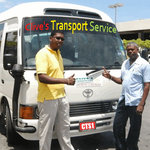Clive's Transport Service