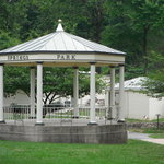 The gazebo