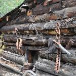  Ute Trail tool shed