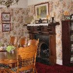 Φωτογραφία: Tayberry Victorian Cottage B&B