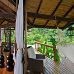 Pacuare Lodge - Linda Vista Honeymoon Suite