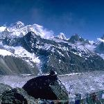 Mount Everest from Gokyo