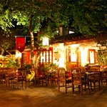 Zuza Restaurant at Night!!