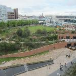 View of Plaza at Liverpool One