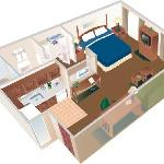 Studio Suite Layout